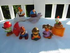 disney chicken movie figure 8 alien kid foxy