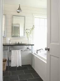 slate tile bathroom ideas staggered slate tiles design ideas