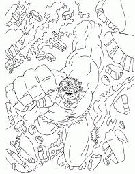 coloring pages avengers coloring