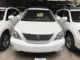 lexus sports car white lexus rx 330 full option 2005 white new arrival in phnom penh on