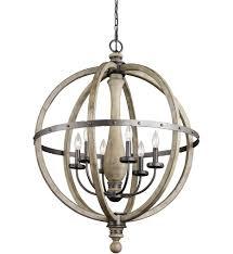 kichler light bulbs kichler 43327dag evan distressed antique gray 28 5 inch 6