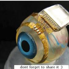 Artificial Eye For Blind Artificial Eye U2013 Help For The Blind Margos Blog