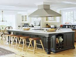 Oversized Kitchen Islands by Kitchen With Large Kitchen Island This Contemporary Kitchen S