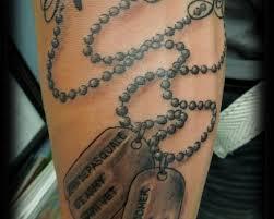dog tags area 51 tattoo