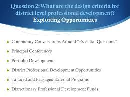 design criteria questions web conference to support board leadership development strategy