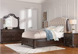 shop for a daventry 7 pc queen sleigh bedroom at rooms to go find
