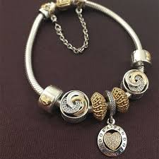 pandora bracelet silver bangle images Best 25 pandora bracelets ideas pandora jewelry jpg