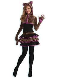 Wild Cat Halloween Costume Wild Cat Child Costume Wholesale Cat Girls Costumes