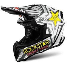 rockstar motocross helmet 2018 airoh twist motocross helmet team rockstar matt medium