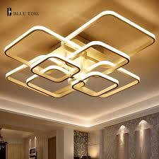 Ring Chandelier Modern Led Ring Chandelier Illumination For Living Room Fixture