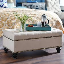 3 stylish ways to use furniture at the foot of your bed my