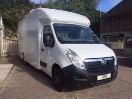 vauxhall luton vauxhall movano low loader luton van in dungannon county tyrone