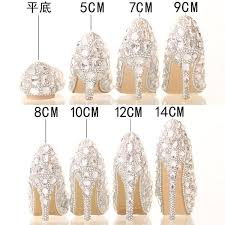 wedding shoes 2017 korean fashion high heels diamond w end 4 20 2017 10 15 am