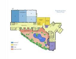 floor plans rosen plaza hotel