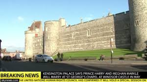 what is kensington palace where is st george u0027s chapel windsor castle map royal wedding