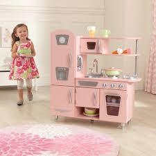 kidkraft vintage kitchen pink target