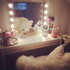 makeup dressing table mirror lights dressing table with lights unique furniture ideas pinterest