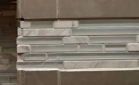 Glass Tile Installation Installing Tile Of Different Thickness A Thinner