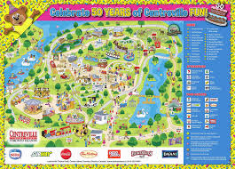Islands Of Adventure Map Park Map