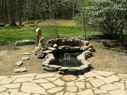 Backyard Ponds And Fountains How To Make A Garden Fountain Out Of Well Anything You Want 11