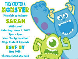 Monster Inc Baby Shower Decorations Monsters Inc Baby Shower Cake Home Party Theme Ideas