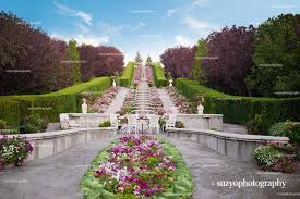 italian garden at thanksgiving point in lehi utah image from the