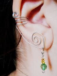 wire ear cuffs diy fairy wire ear cuff by rubyreminiscence on deviantart