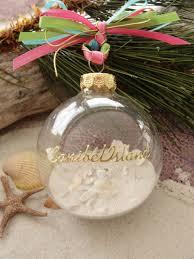 christmas ornament favors sanibel island ornament favors wedding destination wedding