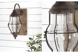 Industrial Wall Sconce Lighting Sconce Light Fixture Farmhouse And Barnyard Decor Rustic
