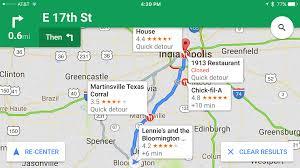 Maps Traffic Google Maps For Ios Updated W U0027nearby Traffic U0027 Widget Ability To