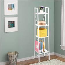 4 Tier White Wash Ladder by Fresh Your Interior With Ladder Display Shelf Design U2013 Modern