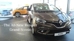 renault ireland h u0026h motors the all new scenic u0026 grand scenic