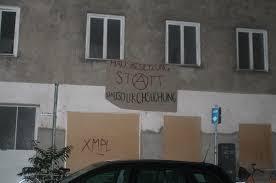 Haus U Pressemitteilung Zur Besetzung Von Zwei Häusern Anlässlich Von