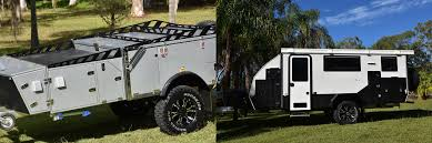 offroad travel trailers kings offroad campers