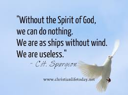 holy spirit quote png 727 539 quotes bible verses prayers