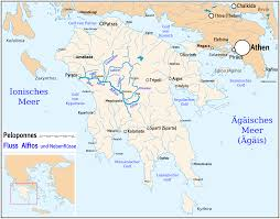 Map Of Greece Islands by Greece Map With Cities And Islands