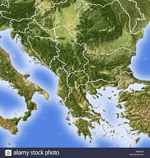 Map Of The Balkans Balkans Map Stock Photos U0026 Balkans Map Stock Images Alamy