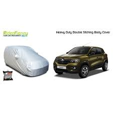 renault kuv heavy duty double stiching car body cover for renault kwid
