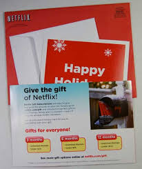 gifts by mail hacking netflix netflix envelope direct mail promotes gift