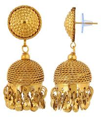 buy jhumka earrings online designer bug jhumka earrings by goldnera buy designer bug jhumka