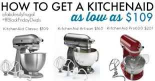 kitchen aid black friday kohl u0027s black friday online deals
