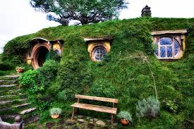 hobbit home hobbit u0027s view a hobbit house and the release of the