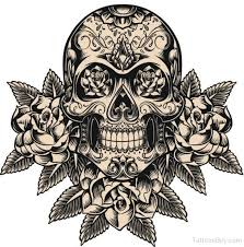 skull tattoos designs pictures page 5