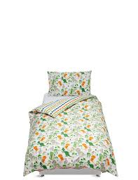 pure cotton dinosaur print bedding set m u0026s