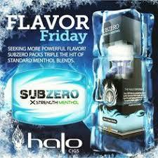 Seeking Sub Sub Zero Halo Premium Liquids