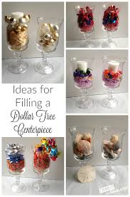 Tree Centerpieces Easy Fall Home Decor With A Dollar Tree Centerpiece Dollar Tree