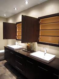 Bathroom With Mirrors Bathroom Design Contemporary Luxury Master Bathroom With Custom