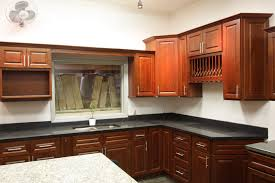 granite countertop hobart convection oven metal wall cabinets
