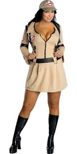 Halloween Costumes Women Size Size Ghostbuster Costume Party Fall