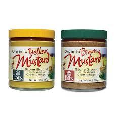 ground mustard kosher organic mustard by foods crafted kosher